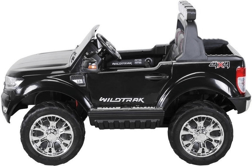 Miweba Elektroauto Ford Ranger Modell 2018 schwarz