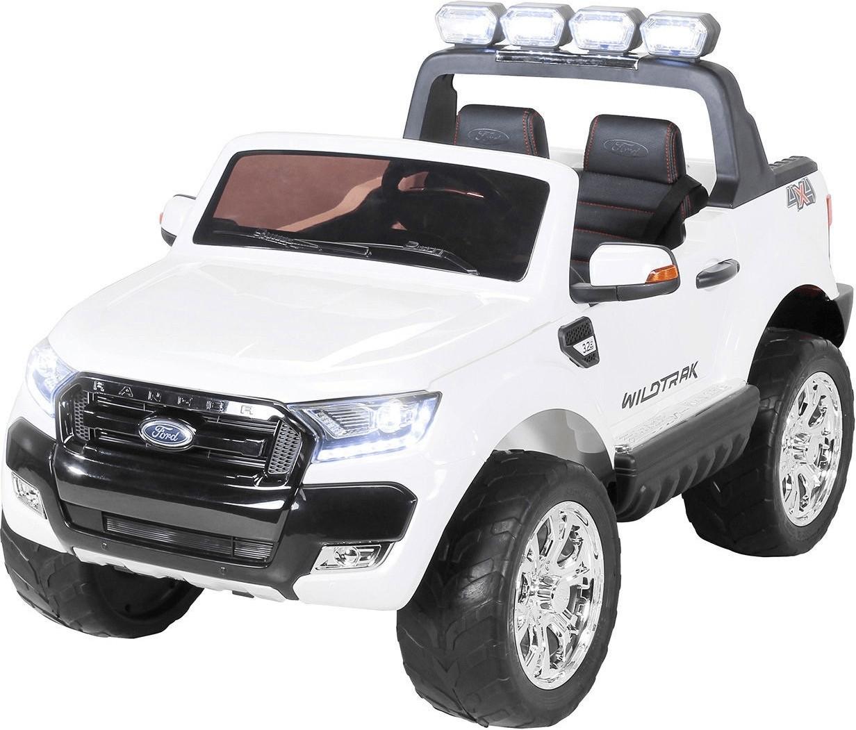 Miweba Elektroauto Ford Ranger Modell 2018 weiß