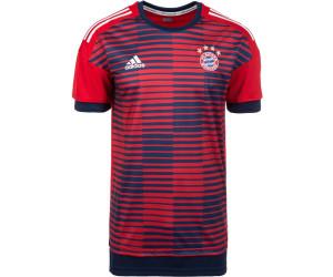 e4f11f4e864dcc Adidas FC Bayern München Home Pre-Match Trikot 2017 2018 ab 34