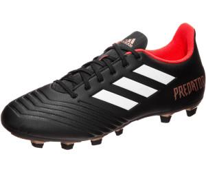 6b2004ac9c3a8 Buy Adidas Predator 18.4 FxG core black footwear white solar red ...