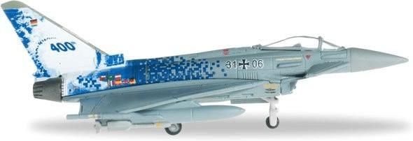 Herpa Luftwaffe Eurofighter Typhoon TaktLwG 31 ...