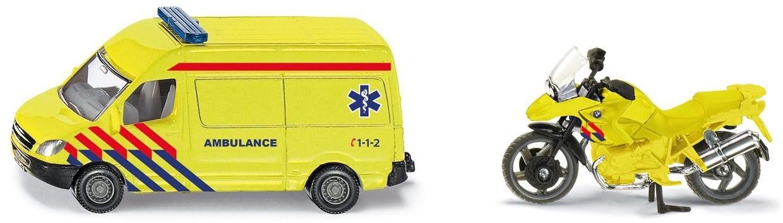 Siku Rettungsdienst Set