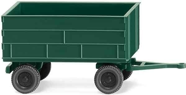 Wiking Landwirtschaftlicher Anhänger - grün (95639)