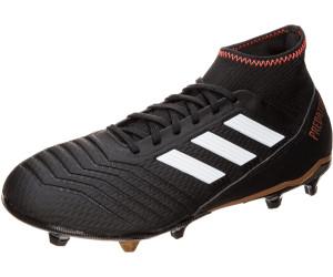 new products d15ce 3b9d1 Adidas Predator 18.3 FG core blackfootwear whitesolar red