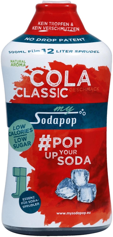 mySodapop Classic Essence Cola