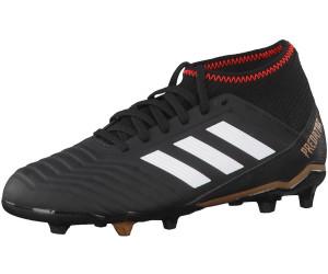 big sale c022b 2a285 Adidas Predator 18.3 FG Jr core black footwear white solar red