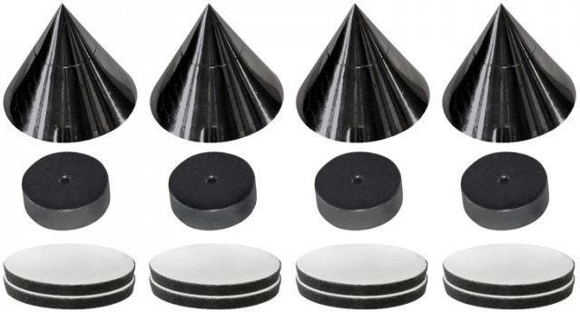 Image of Dynavox Absorber Spikes 22-24 mm black