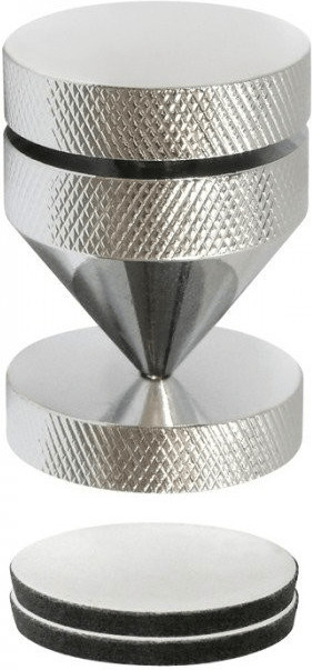 Image of Dynavox Absorber Spikes 35 - 41 mm chrome