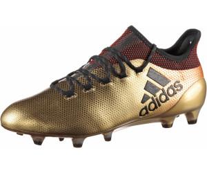Adidas X 17.1 FG tactile gold metalliccore blacksolar red