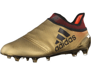 1124dc34685 ... tactile gold metallic core black solar red. Adidas X 17+ Purespeed FG