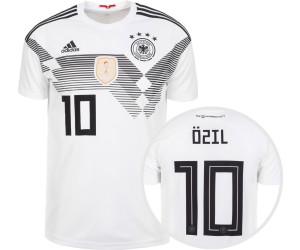 Adidas Deutschland Home Trikot Kinder 2018 + Özil Nr. 10 ab
