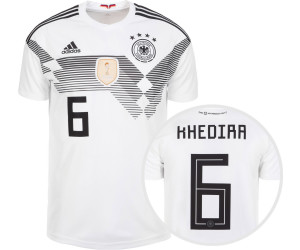 Adidas Deutschland Home Trikot Kinder 2018 + Khedira Nr. 6