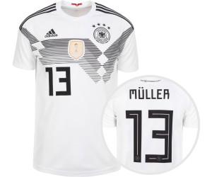 Adidas Deutschland Home Trikot Kinder 2018 Müller Nr 13 Ab 4995