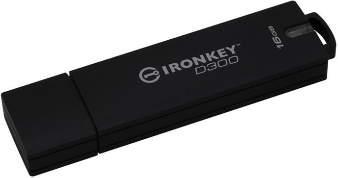 Image of Ironkey D300 USB 3.0