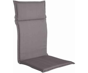 sun garden esdo hochlehnerauflage 121 x 47 cm grau ab 13 95 preisvergleich bei. Black Bedroom Furniture Sets. Home Design Ideas