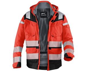 Kubler Workwear Reflectiq Wetterjacke Psa 2 1307 Ab 176 50