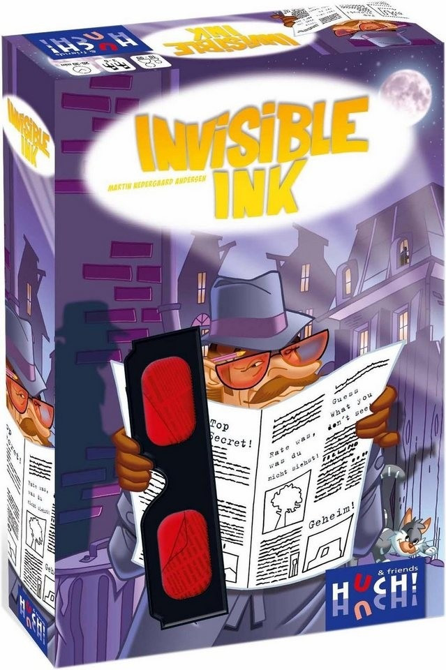 Kolbe Invisible Ink (879776)