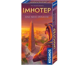 Erweiterung zum Grundspiel Spiel ab 10 J 694067 KOSMOS Familienspiele Imhotep