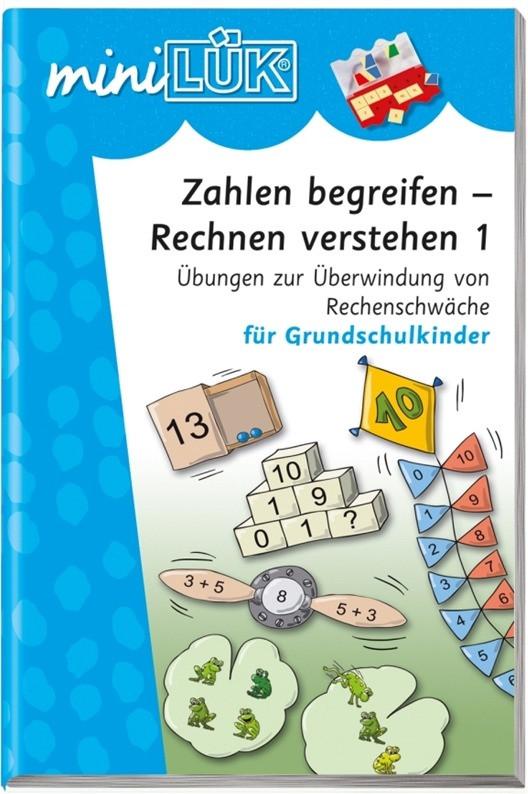 Westermann miniLÜK - Zahlen begreifen - Rechnen...