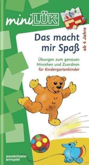 Westermann miniLÜK - Das macht mir Spaß (240323)