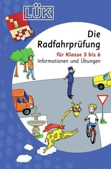 Westermann LÜK - Die Radfahrprüfung (240707)