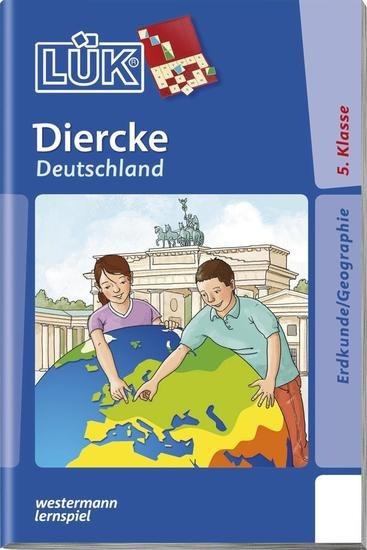 Westermann LÜK - Diercke Erdkunde 1 - Deutschla...