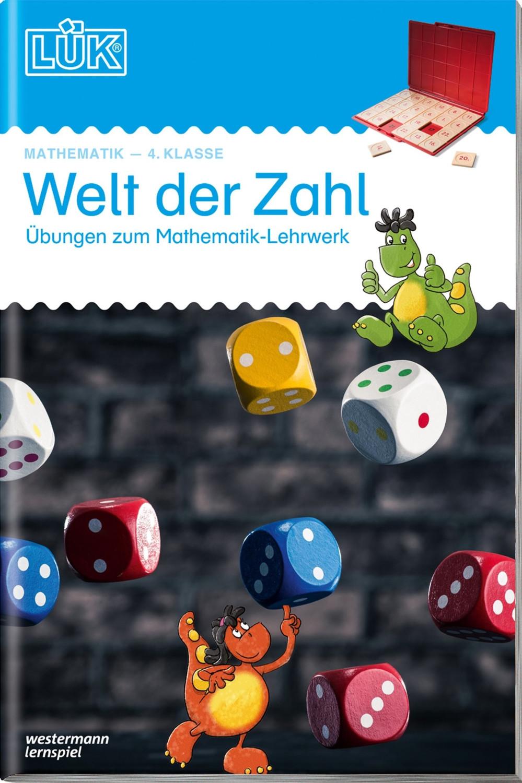 Westermann LÜK Welt der Zahl 4. Kl. (244944)