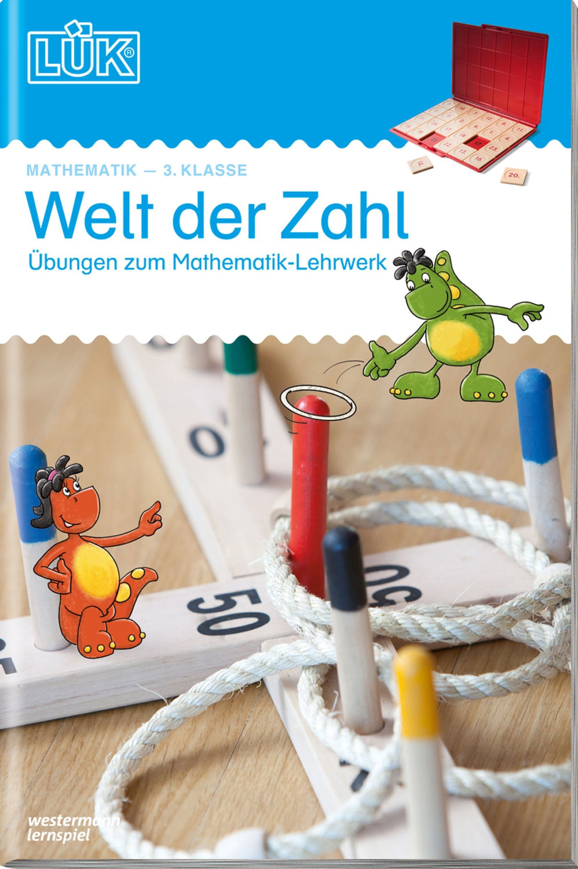 Westermann LÜK Welt der Zahl 3. Kl. (244943)