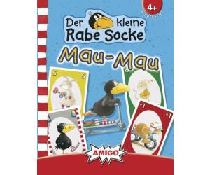 Der kleine Rabe Socke Mau-Mau (1713)