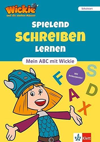 Oetinger Wickie - Spielend Schreiben lernen (49...