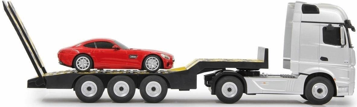 Jamara Mercedes Actros 1:26 2,4G & AMG GT 1:24 2.4G