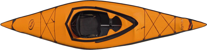 Nortik Scubi 1 orange/black