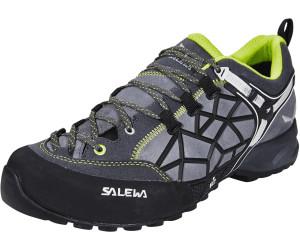 Salewa Wildfire Pro Grau, Hiking- & Approach-Schuh, Größe EU 41 - Farbe Carbon-Green Hiking- & Approach-Schuh, Carbon - Green, Größe 41 - Grau