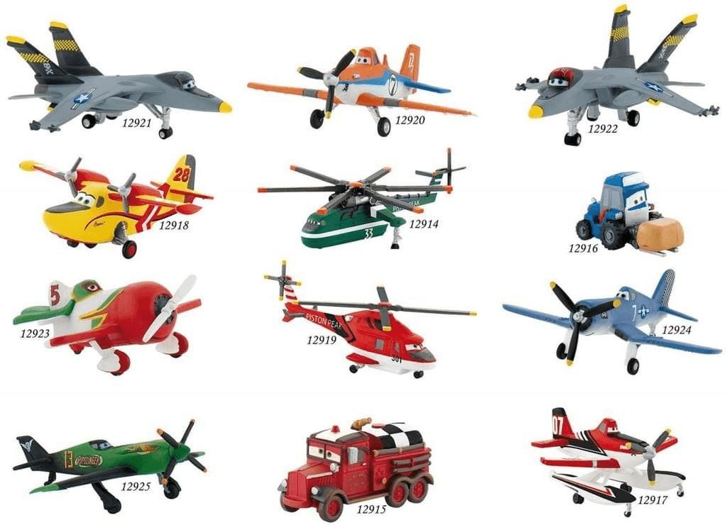 Bullyland Comic World - Disney Filme - Planes 2...