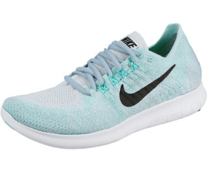 competitive price caf94 40fcf Buy Nike Free RN Flyknit 2017 Women blue tint/black from ...