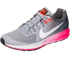 ea9b3cabf804d Buy Nike Air Zoom Structure 21 Women dark gray wolf gray hot punch ...