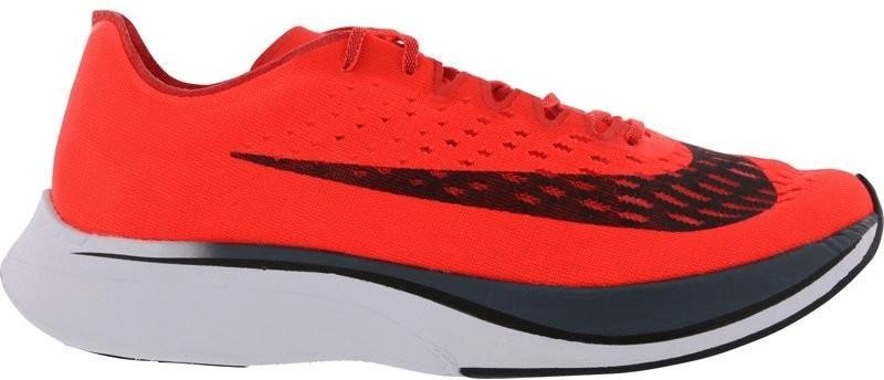 Image of Nike Zoom Vaporfly 4% Flyknit (AJ3857) bright crimson/anthracite/white/black