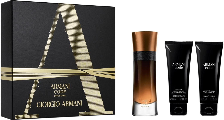 Giorgio Armani Code Homme Profumo SET (EdP 60ml...