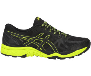 c2786d08a003b Buy Asics Gel-Fujitrabuco 6 GTX black/safety yellow/black from ...