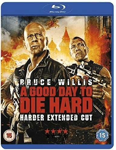 Image of A Good Day to Die Hard [Blu-ray]
