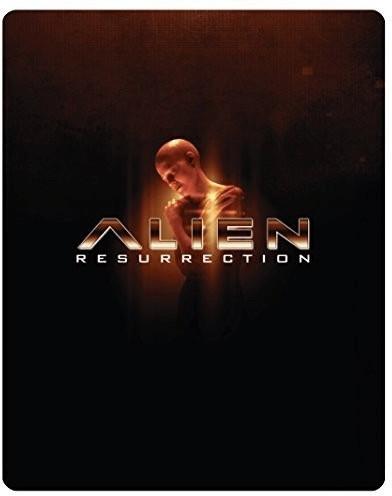 Image of Alien Resurrection - Limited Edition Steelbook [Blu-ray] [1997] [Region Free]