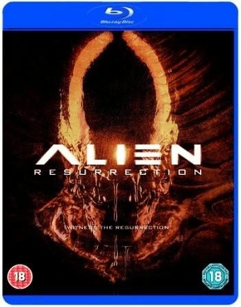 Image of Alien Resurrection [Blu-ray] [1997]