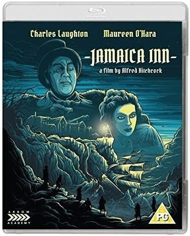 Image of Jamaica Inn Dual Format [Blu-ray]