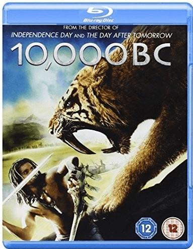 Image of 10,000 BC [Blu-ray] [2008] [Region Free]