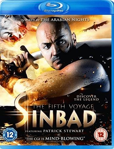 Image of Sinbad The Fifth Voyage [Blu-ray]