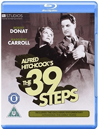 Image of The 39 Steps: Special Edition [Blu-ray]