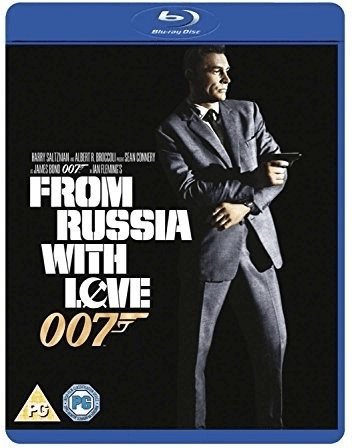 Image of From Russia With Love [Blu-ray] [1963]