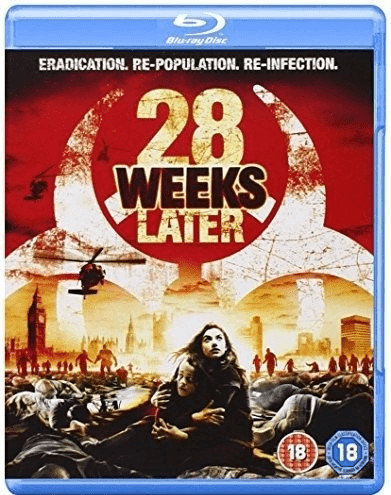 Image of 28 Weeks Later [Blu-ray] [2007]
