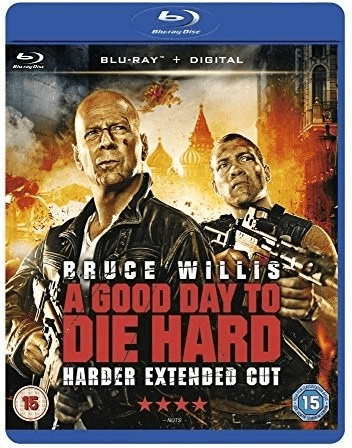 Image of A Good Day to Die Hard (Blu-ray + UV Copy)