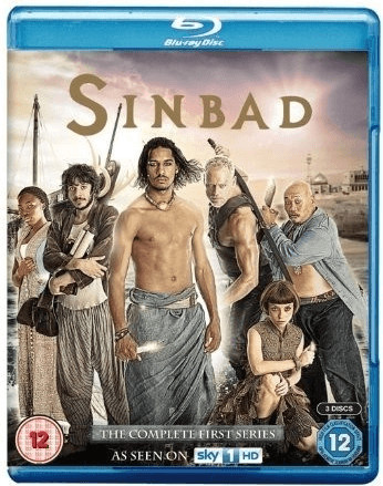 Image of Sinbad [Blu-ray] [Region Free]